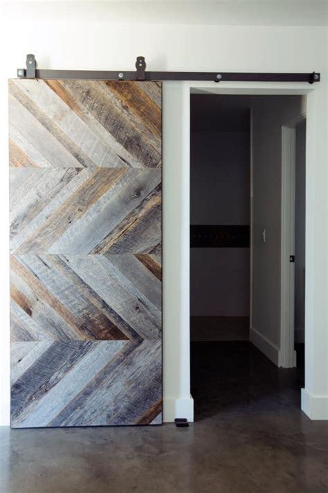 Modern barn doors for a unique home midcityeast