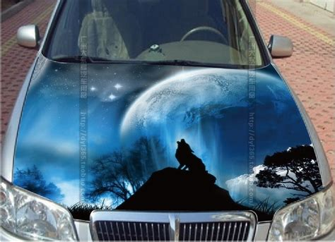 Wolf Auto by Ems Free Shipping Universal Customized Wolf Car