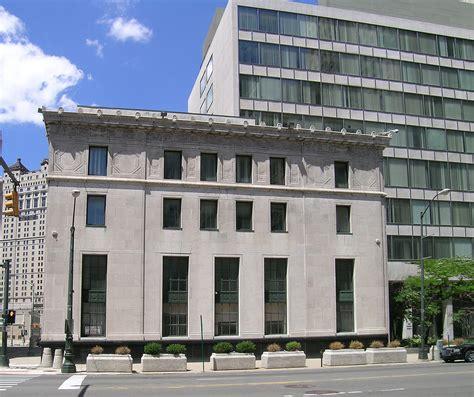 reserve federal bank federal reserve bank of chicago detroit branch building