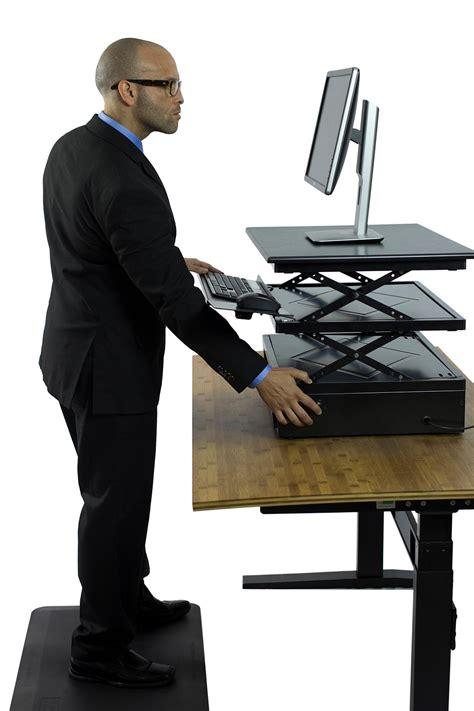 Amazon Com Electric Changedesk Powered Height Adjustable Powered Standing Desk