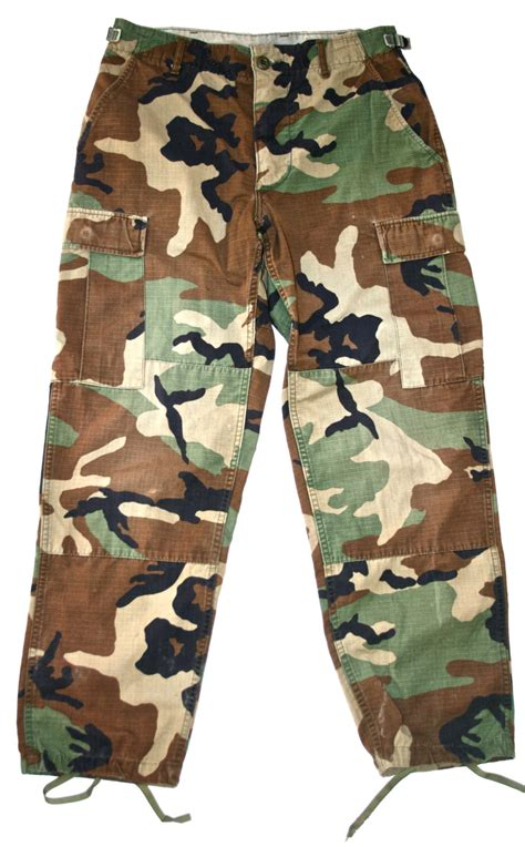 vintage issue mens camouflage w27 w31