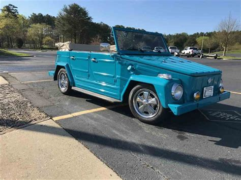 1973 volkswagen thing for sale classiccars cc 974632