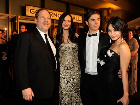 zac weinstein actor zac efron and harvey weinstein photos photos zimbio