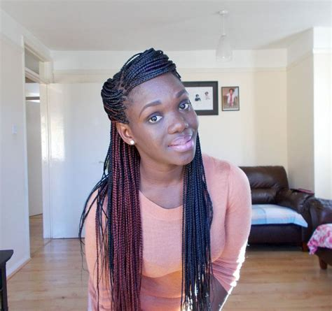 small box braids small box braids protective styling pinterest small