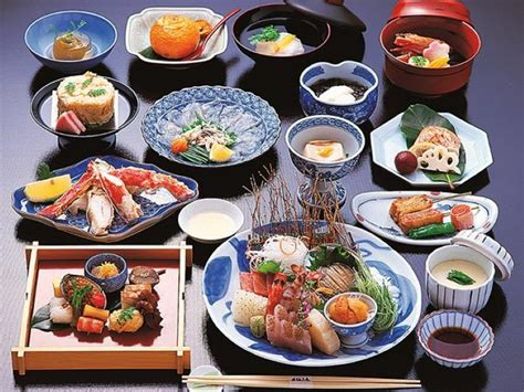 cuisine kaiseki explore the visual intricacy and refined flavors of