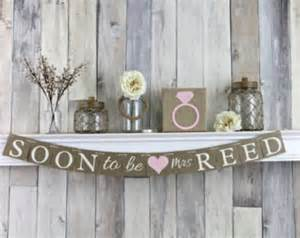 rustic bridal shower decorations etsy
