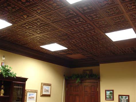 interesting basement ceiling ideas  existing drop