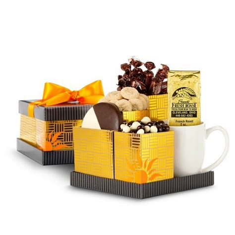 the original coffee block gift foodgiftsdelivered com