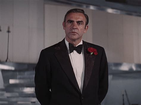james bond martini gif well thatsh a neat trick james bond reaction gifs