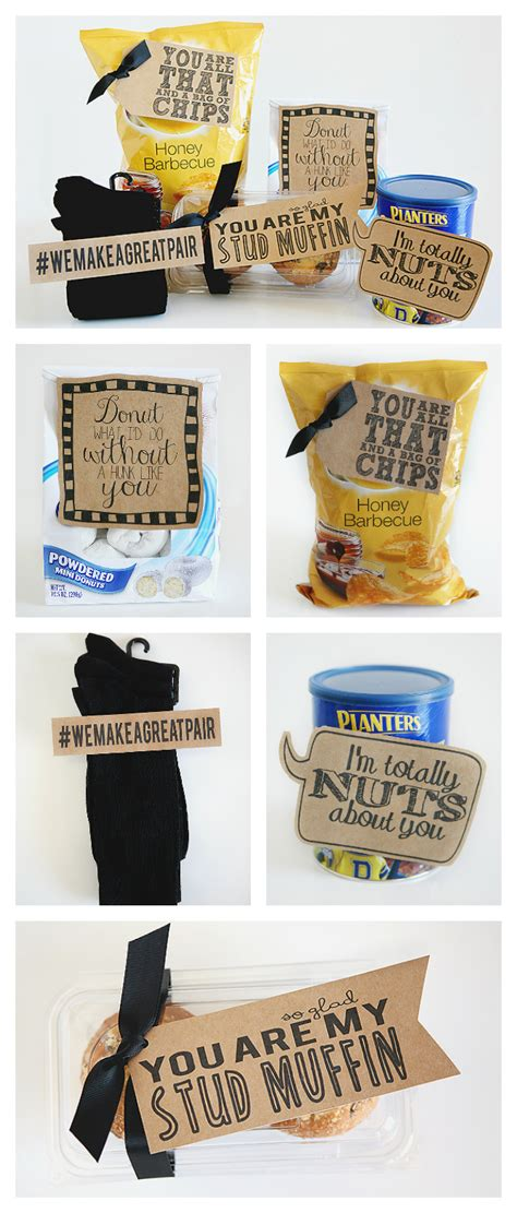 16 creative inexpensive valentine s day gifts for him valentine s quick cheesy hubby valentines eighteen25
