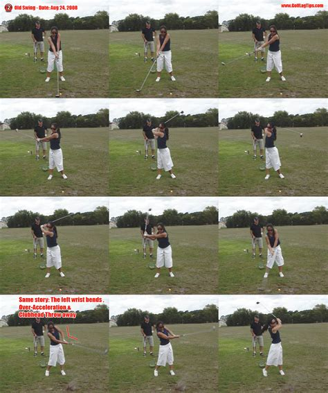 swing right amazing improvements in one hour golf lag tips