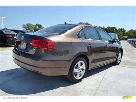 brown volkswagen jetta 2013 toffee brown metallic volkswagen jetta tdi sedan