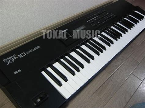 Keyboard Roland Xp 10 roland xp 10 multi timbral synthesizer for sale in portobello dublin from granviernes2010