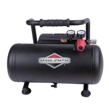 briggs stratton 4 gallon air compressor walmart