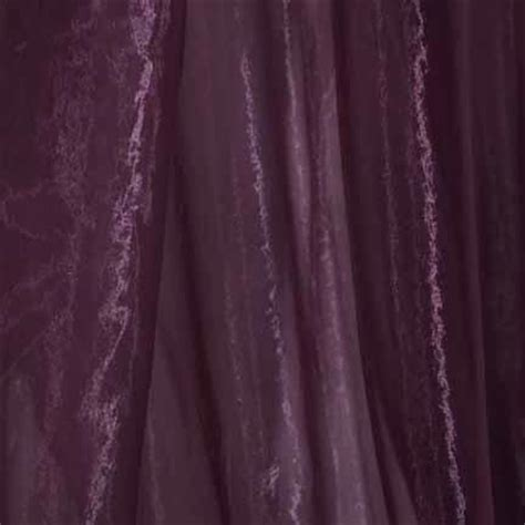 eggplant sheer curtains eggplant sheer table linen rental for your party wedding
