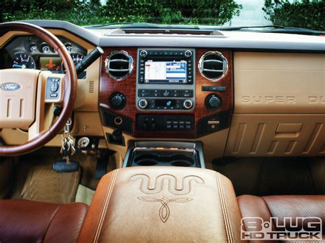 King Ranch F250 Interior by Success 2011 Ford F 450 4x4 King Ranch Wtr 8 Lug