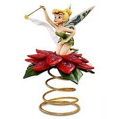 tinkerbell tree topper disney store 1000 images about tree topper on tree toppers tree toppers and