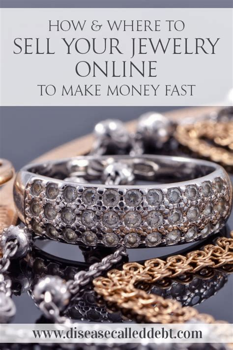 Make Money Selling Jewelry Online - where to sell jewelry online make money fast