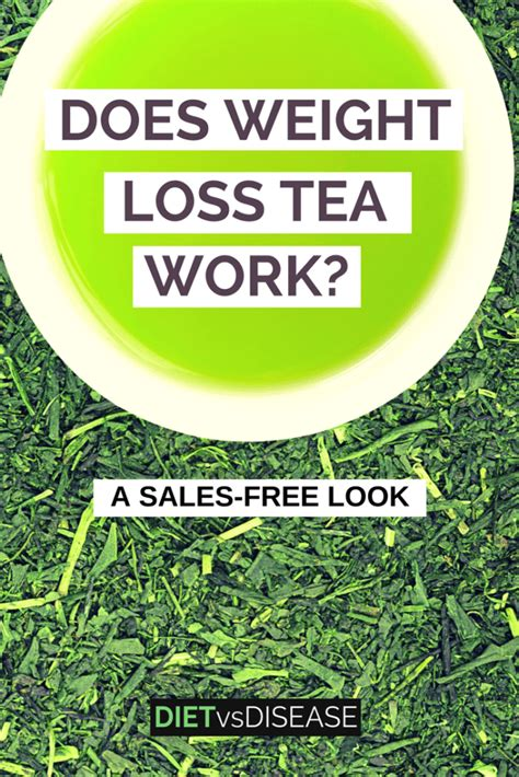 How Does Detox Tea Work by Does Weight Loss Tea Work A Sales Free Look