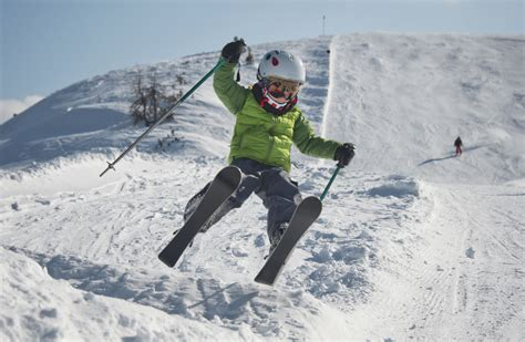 1 year skiing tips for learning how to ski