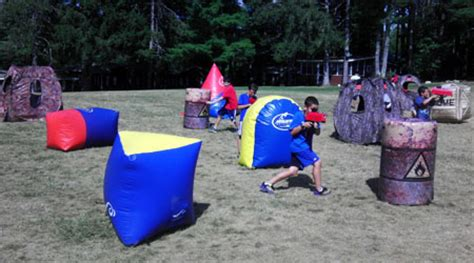 backyard laser tag birthday party fun from outdoor laser tag usa leading