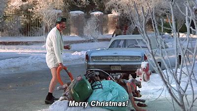 awesome gifs   great day lampoons christmas vacation christmas vacation  cousin
