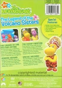 Backyardigans Dvd Backyardigans Volcano Related Keywords