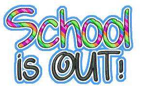 Image result for schools out clip art