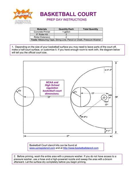 backyard basketball court dimensions best photos of backyard basketball half court dimensions