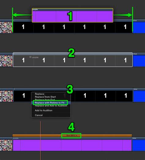 final cut pro tricks final cut pro x 10 1 tips tricks