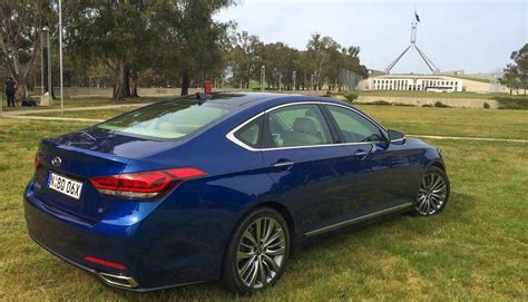 Review Hyundai Genesis by Hyundai Genesis Review Caradvice