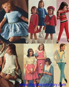 1960s children s fashion part of our sixties fashions section