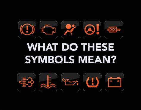 dashboard warning lights   signs  symbols  explained expresscouk
