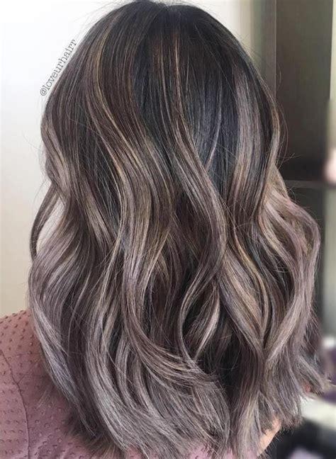 mushroom brown hair  hot  trend youll fall  love