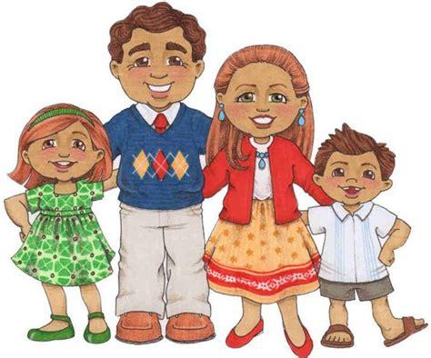 imagenes infantiles familia dibujos familia ilustraciones infantiles susan fitch y