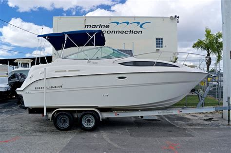 bayliner boats for sale used bayliner 245 cruiser boats for sale in united states