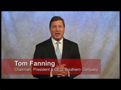 tom fanning southern company tom fanning president and ceo of southern company