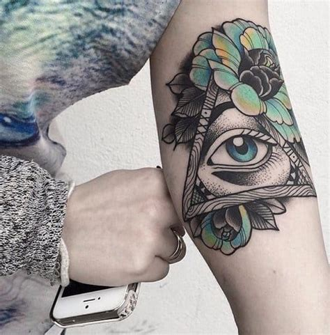 all seeing eye wrist tattoo 17 best ideas about eye tattoos on small tatto
