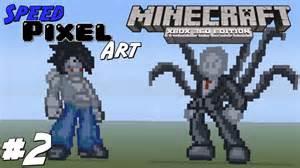 epic minecraft pixel art ita 2 creepypasta jeff the