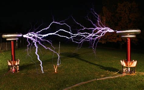 Wireless Electricity How The Tesla Coil Works