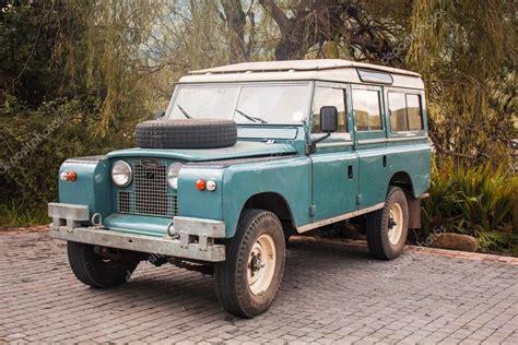 old land rover models land rover old model 4 w vehicle in golden gate highlands