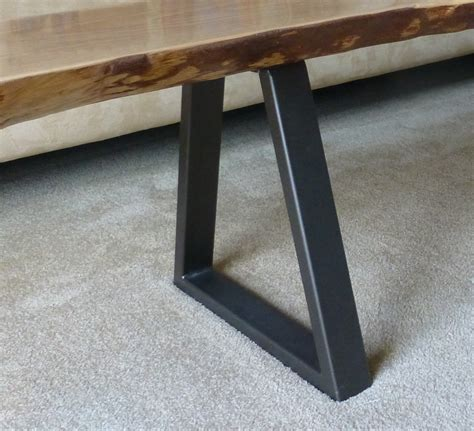 legs for benches bob s pine slab coffee table with bench legs