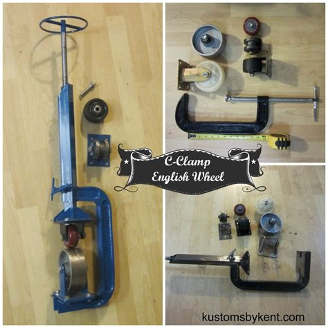 English wheel kustom s by kent