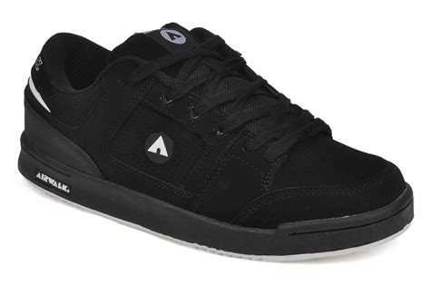 airwalk shoes for airwalk cupsole sport shoes in black at sarenza co uk 56219