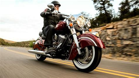 2014 Indian Chief Classic Indian Motorcycle Red for sale