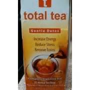 Total Tea Gentle Detox Directions by Total Tea Gentle Detox Complete Digestive Aid Herbal Tea