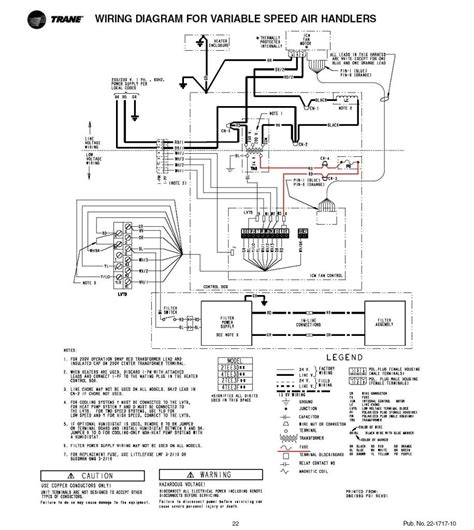 trane hvac wiring diagrams trane wiring diagrams