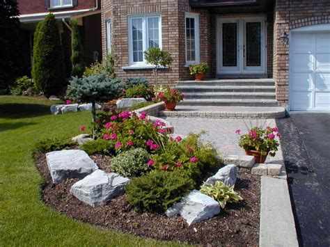 exterior front yard landscaping small space with for a ideas areas christmas free home house