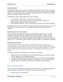 Statement Of Work Template Consulting by Software Project Statement Of Work Document Sle