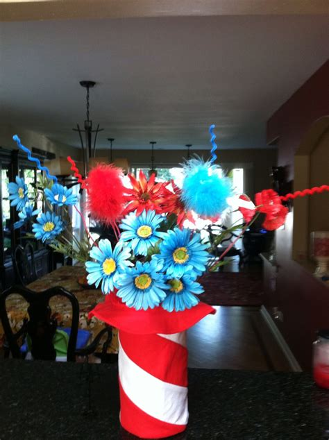 Thing1 And Thing 2 Baby Shower Theme by Dr Seuss Thing 1 And Thing 2 Baby Shower Cat In The Hat